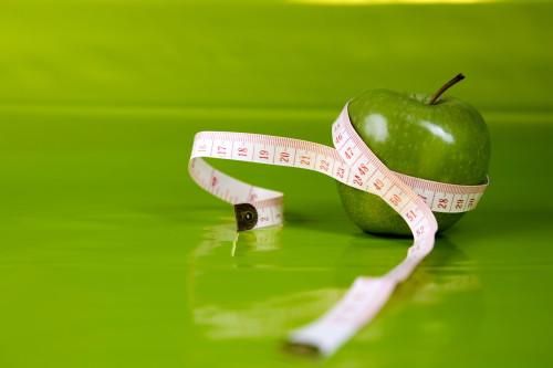 Hubnutí pomocí ovoce