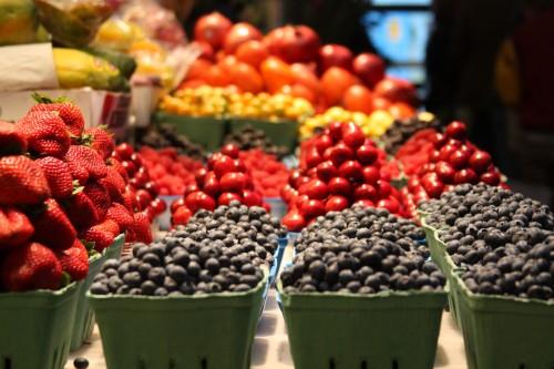 Ovocné misky