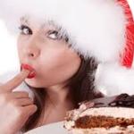 přejídání vánoce
